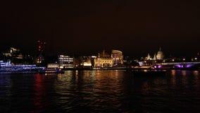 Themsen Royaltyfria Bilder