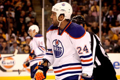 Theo Peckham Edmonton Oilers Royalty Free Stock Image