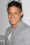 Theo Rossi. LOS ANGELES - MAR 7:  Theo Rossi arrives at the Sons of Anarchy PaleyFest Panel at the Saban Theater on March 7, 2012 in Los Angeles, CA Royalty Free Stock Image