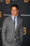 Theo Rossi arrives at the Launch of Got Your 6 Royalty Free Stock Photos