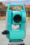 Theodolite Royalty Free Stock Image