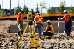 Free Theodolite Royalty Free Stock Photography - 2468887