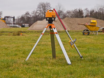 Theodolite Stock Photography