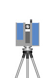 Theodolite,Topcon, Laser Scanning 3D, Highest Accuracy with Precise Scan Technology, Long Range. Theodolite,Topcon, Laser Scanning 3D, Highest Accuracy with Stock Photo