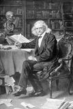 Theodor Mommsen Royalty Free Stock Photography