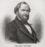 Theodor Mundt Stock Images