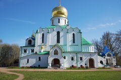 Theodore Cathedral (Pushkin) Royalty Free Stock Images