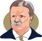 Theodore Roosevelt Stock Image