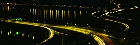 Theodore Roosevelt Bridge Stock Images