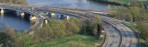 Theodore Roosevelt Bridge, Royalty Free Stock Image