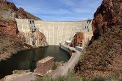 Theodore Roosevelt Dam, Arizona, USA Royalty Free Stock Photography