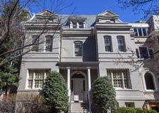 Theodore Roosevelt House Washington DC Stock Photography