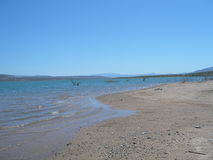 Theodore Roosevelt Lake Royalty Free Stock Images