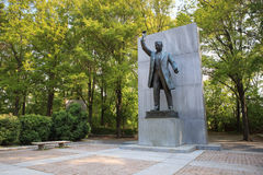 Theodore Roosevelt Memorial Washington DC Royalty Free Stock Images