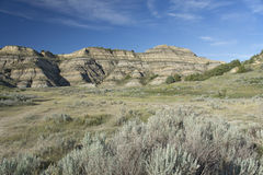 Theodore Roosevelt National Park Royalty Free Stock Image