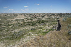 Theodore Roosevelt National Park Royalty Free Stock Photography