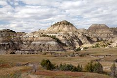Theodore Roosevelt National Park, North Dakota Stock Photography