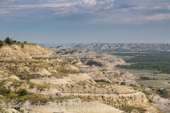Theodore Roosevelt National Park, North Unit Royalty Free Stock Image