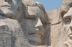 Theodore Roosevelt. In Mount Rushmore National Memorial,  Keystone South Dakota – August 26, 2012 Stock Photography