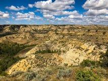 Theodore Rosevelt National Park. North Dakota USA royalty free stock image