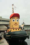 Theodore Tugboat stock photography