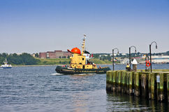 Theodore Tugboat Royalty Free Stock Images