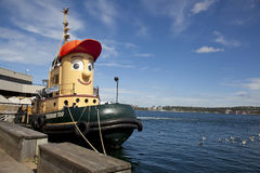 Theodore Tugboat Royalty Free Stock Photography