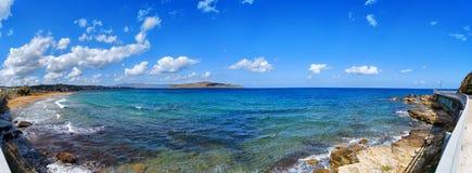 Theodori Nisida panorama 03 Stock Image
