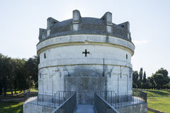 theodoric mausoleum Royaltyfri Bild
