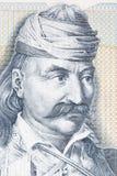 Theodoros Kolokotronis portrait Stock Photos