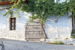 THEOLOGOS, THASSOS ISLAND, GREECE - Beautiful house Royalty Free Stock Photo