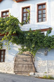 THEOLOGOS, THASSOS ISLAND, GREECE - Beautiful house Stock Images