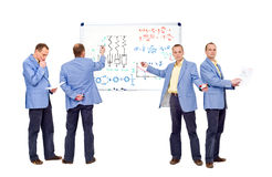 Theory of understanding. There are more similar images in the Business concepts and metaphors series Stock Images