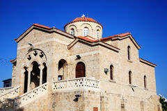 Theoskepasti Church, Paphos, Cyprus Royalty Free Stock Images