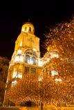 Theotokos大教堂的Dormition在瓦尔纳 免版税库存图片