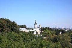 Theotokos-Christmas Monastery in Vladimir Royalty Free Stock Photos