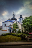 Theotokos Monastery, Grodno Stock Photo