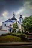 Theotokos Monastery, Grodno Stock Photo
