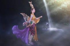 Thep Kinnaree Royalty Free Stock Images