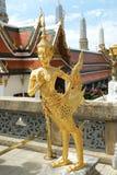 Thep Narasimha der Unterkörper ist menschlich Und der obere Körper ist ein Löwe Stockbilder