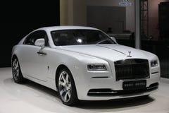 Thephantom av Rolls Royce den speciala upplagan Royaltyfri Fotografi