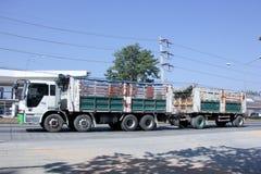 Thepprasert Transport Company卡车  免版税库存照片