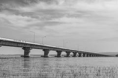Thepsuda-Brücke Stockfoto