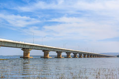 Thepsuda-Brücke Stockfotos