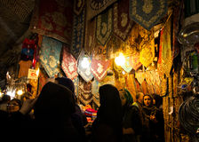 Theran Bazar, Iran Obrazy Stock