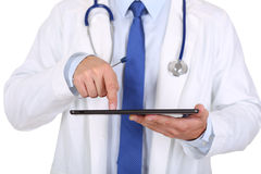 Free Therapeutist Using Portable Computer Searching Information Royalty Free Stock Photography - 59802607