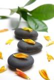 Therapie stones  Royalty-vrije Stock Afbeelding
