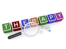 Therapy Stock Image