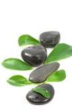 Therapy stones Stock Photos