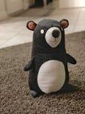 There's un ours dans la Chambre image libre de droits
